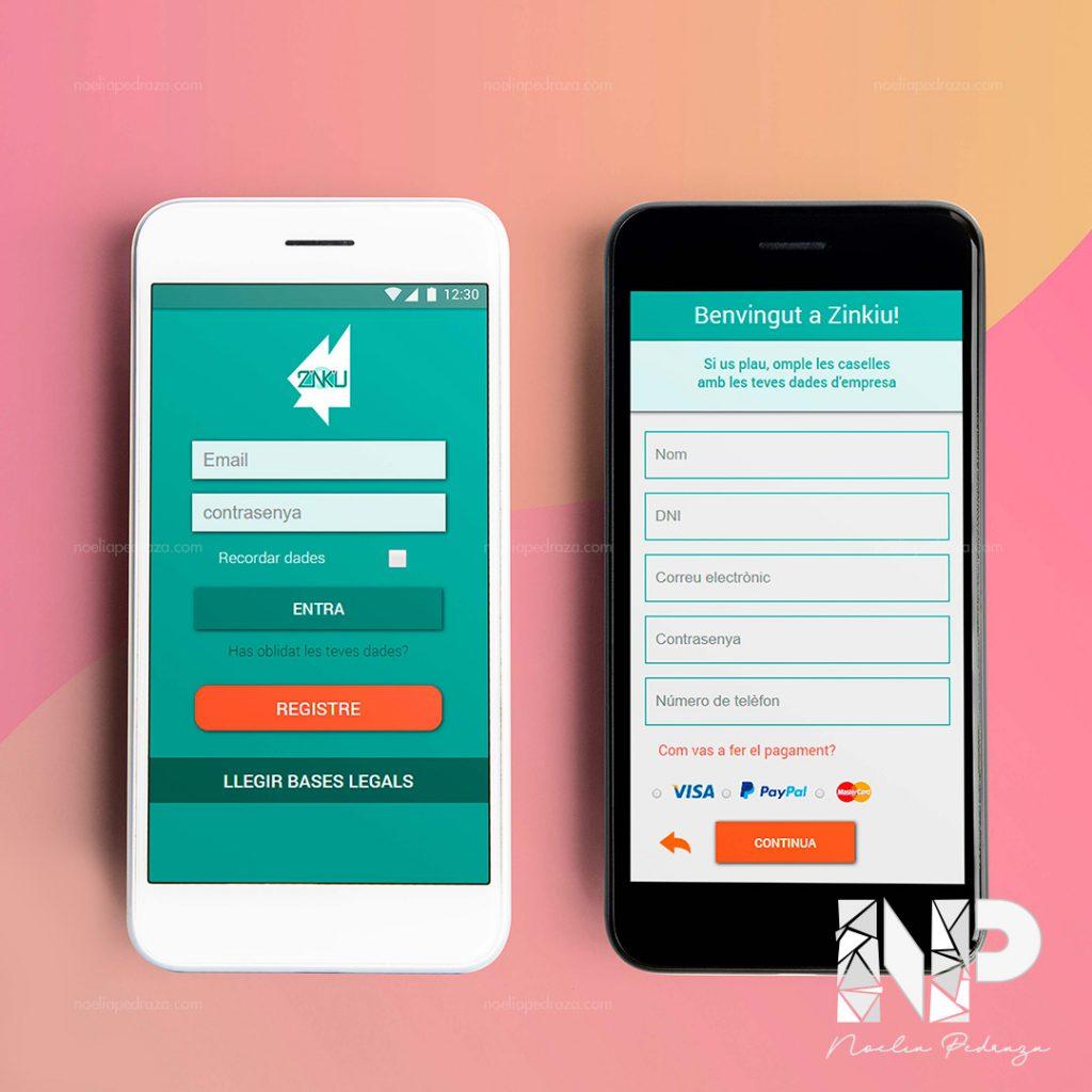 diseño de app para empresas