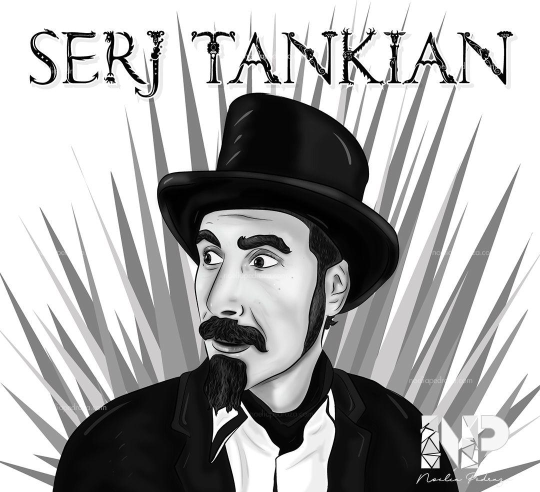 Serj Tankian. Cantante de System Of a Down