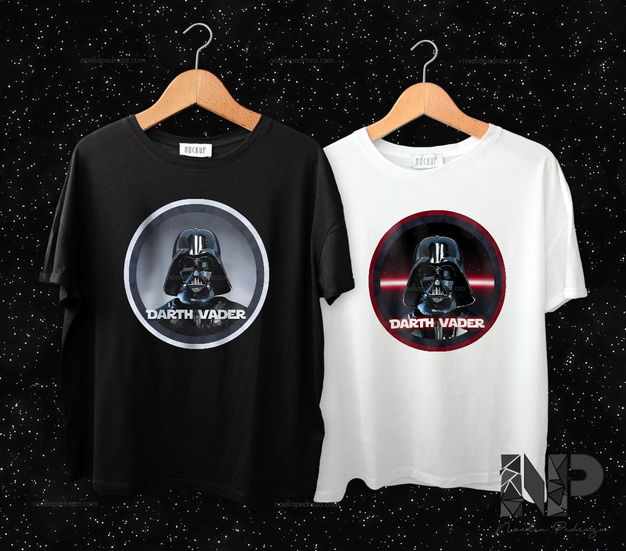 Ropa personalizada de Darth Vader - Star Wars