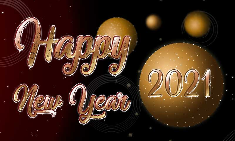 happy new year 2021 blog